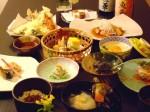 懐石料理 WEB